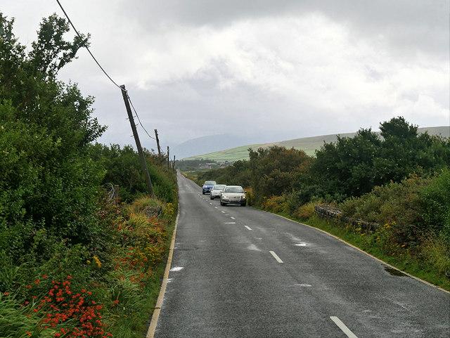 Slea Head Drive (R559) towards Dingle