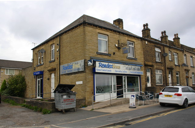 #526 Huddersfield Road at Wrose Place junction