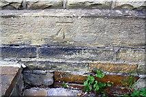 SE1527 : Benchmark on #502 Huddersfield Road by Luke Shaw