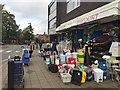 SP2871 : Housewares on display, Station Road, Kenilworth by Robin Stott