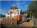SU3191 : James Cottage and Painters Cottage, Cottage Lane, Baulking by Vieve Forward