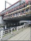 NS5864 : Central station railway bridge refurbishment by Thomas Nugent