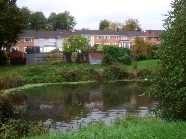 The Monmouthshire & Brecon Canal, Cwmbran