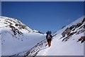 NN4773 : Soft snow on the Bealach Dubh by Jim Barton