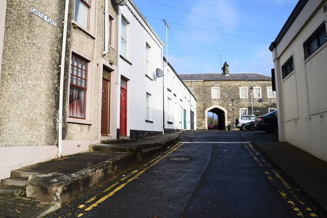 Castle Place, Omagh