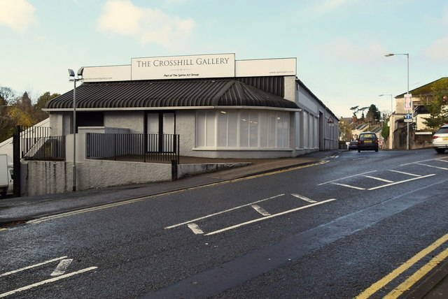 The Crosshill Gallery, Omagh