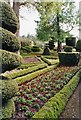 SD4984 : Formal Garden at Levens Park by Peter Jeffery