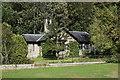 NJ8732 : South lodge, Haddo House by Bill Harrison