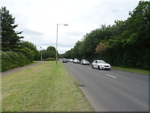 SU1285 : Mead Way, B4534, Swindon by JThomas