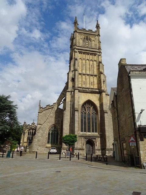 St John the Baptist Church, Cirencester