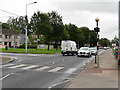 R2833 : Pedestrian Crossing on St Mary's Road by David Dixon