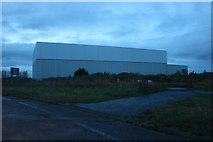 TF4507 : Lineage Logistics warehouse by the A47, Wisbech by David Howard