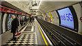 TQ3081 : Platform, Holborn Underground Station by Rossographer