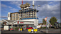 TQ3489 : KFC, Tottenham Hale by Rossographer