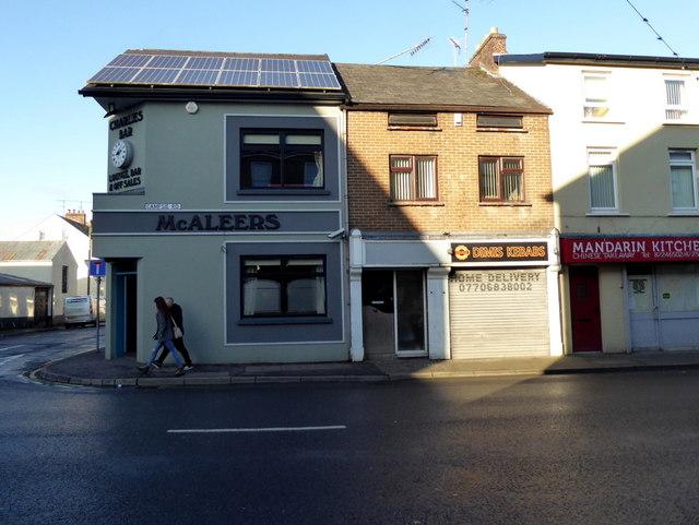 McAleers / Dimis Keebabs, Campsie Road, Omagh
