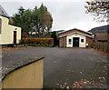 SO4593 : United Reformed Church Hall, Church Stretton  by Jaggery