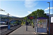 NS2059 : Largs Railway Station, North Ayrshire by Mark S
