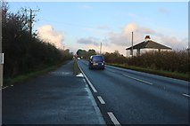 TL3673 : Station Road, Bluntisham by David Howard