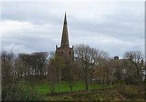 SD1779 : St. George's Church, Millom  by JThomas