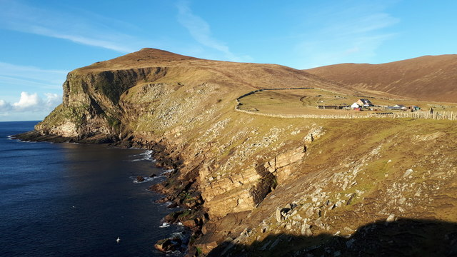 The Noup from the Nab, Foula