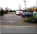 SO4593 : Lutwyche Road long-stay car park, Church Stretton by Jaggery