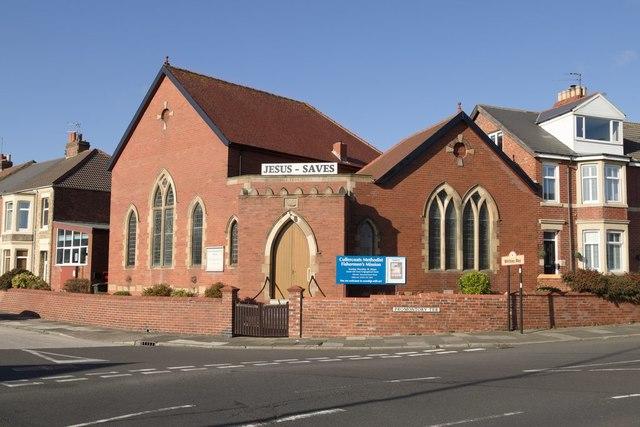 Cullercoats Methodist Fishermen's Mission