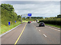 R5652 : M20 Motorway at Junction 2 (Dooradoyle) by David Dixon
