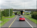 R5754 : M20/M7 Interchange at Limerick by David Dixon