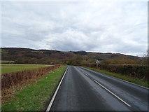SD1196 : A595 towards Muncaster by JThomas