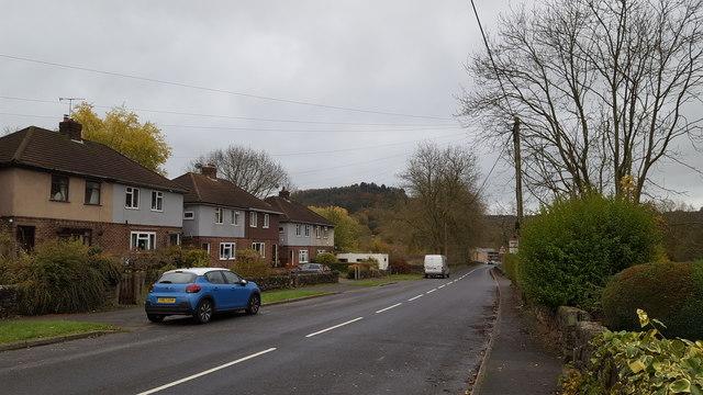 Houses at Holloway