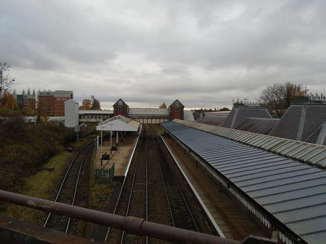 Wrexham General Station