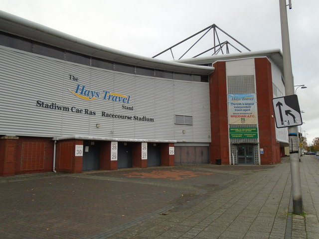 Racecourse ground - Wrexham FC
