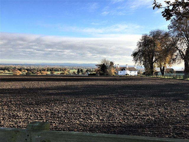 Hoseley Bank Farm and beyond