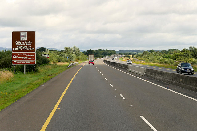 M7 Motorway, County Tipperary
