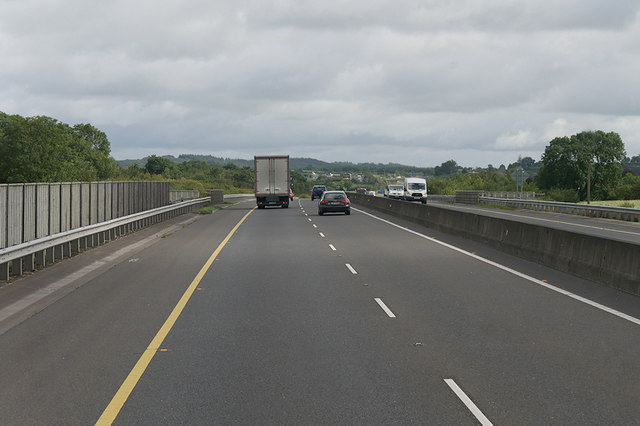 M7 near Annaholty Cross, County Tipperary