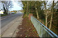 SP7288 : Canal bridge along Harborough Road by Mat Fascione