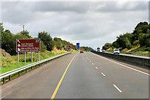 R7066 : Northbound M7 towards Junction 27 by David Dixon