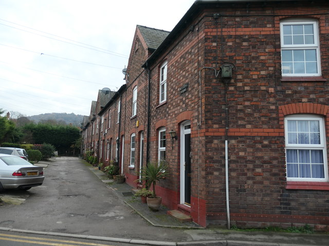 Moreton Terrace, Frodsham
