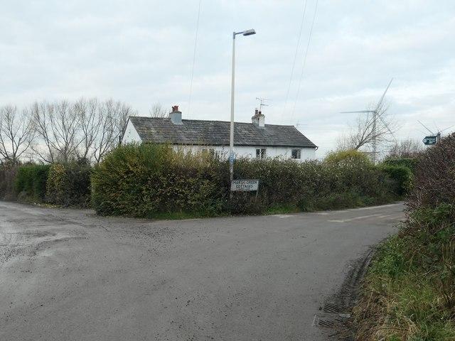Marsh Green Cottages, Frodsham