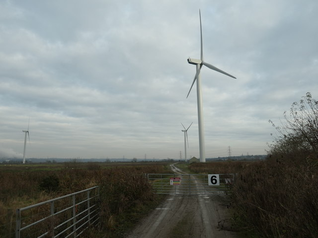 Gate 6, Frodsham wind farm