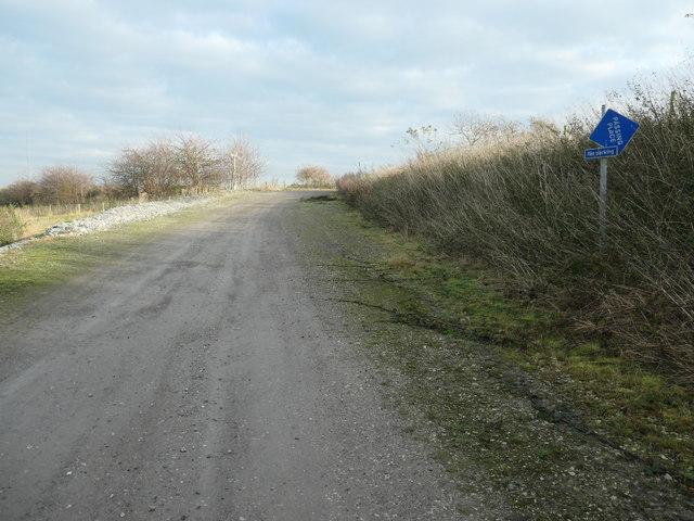 No Parking, Frodsham Marsh
