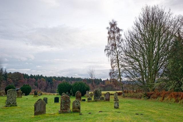 Kilmorack Burial Ground