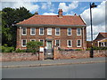 SE7803 : The Old Rectory, Epworth by David Hillas