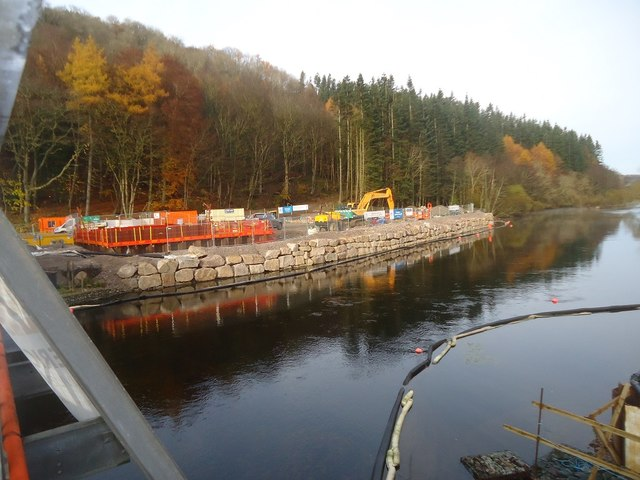 Works for the new Pooley Bridge