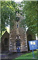 SK9770 : St Mary le Wigford Church by Phil Richards