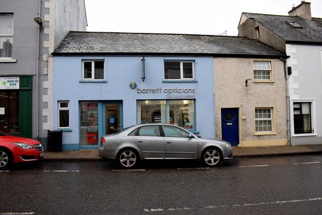 Barrett Opticians, Dromore