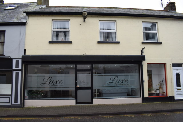 Luxe Beauty Rooms, Dromore