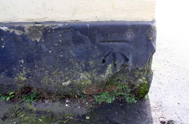 Benchmark on No. 32 Newland