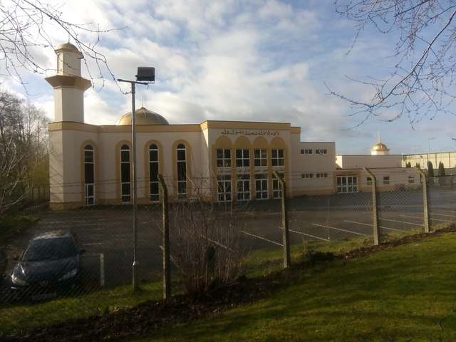 Manchester Mosque, Greenheys Lane