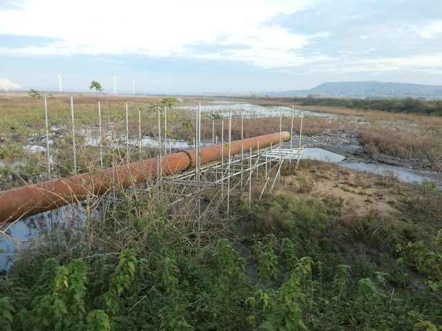 Southern pipeline, Frodsham deposit ground no. 6